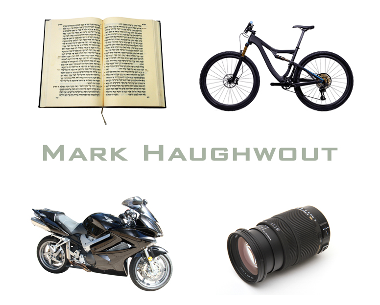 Mark Haughwout home page image